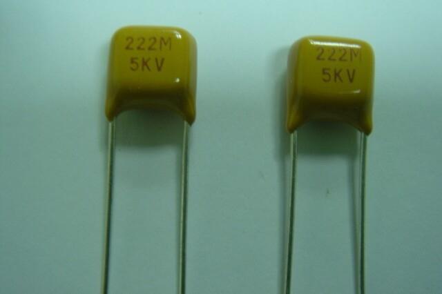 R10/X7R/222M/5000V