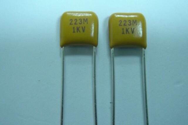 R10/X7R/223M/1000V